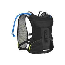 Mochila de hidratação CamelBak para pedaladas e corridas de trail running com sistema de hidratação Crux de 1,5l Chase Bike Vest -