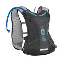 Mochila De Hidratação Feminina 1,5 Litros Camelbak Chase Bike Vest Preta -