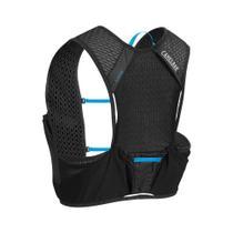 Mochila de hidratação para corridas de trail running preta - Nano Vest - Camelbak