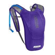 Mochila De Hidratação Térmica Camelbak Charm 1,5l Roxa Ciclismo -