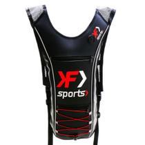 Mochila de Hidratação Térmica Impermeável Com Refil DÁgua 2 Litros - F Sports - Kf Sports