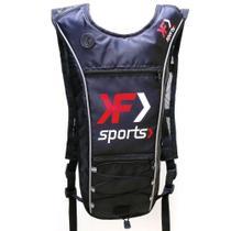 Mochila de Hidratação Térmica Impermeável Com Refil Dágua 2 Litros KF Sports -