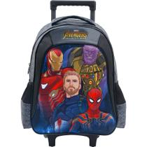 Mochila de Rodinhas dos Avengers Doomed - Xeryus
