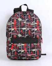 Mochila Deadpool 11382 - Beats by Deadpool Com Fone - Marvel