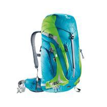 Mochila Deuter ACT Trail Pro 34 Azul/Verde -