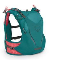 Mochila Dyna Osprey 6 P M Verde Com Flask Feminina -