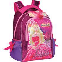 Mochila Escolar Barbie a Princesa e a POP STAR - Sestini