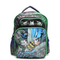 Mochila Escolar Batman 16 Mad House 7242 Xeryus