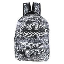 Mochila Escolar Batman Simbolo 6108 Xeryus -