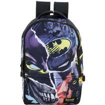 Mochila Escolar Costas Batman Preto - Xeryus - Original -