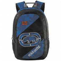 Mochila Escolar Ecko Unltd Azul Eglo106502 -