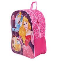 Mochila Escolar G Disney Princesas Dermiwil Rosa/roxo 30420 -
