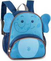 Mochila Escolar Infantil CLIO Pets Elefante - CP2091P -