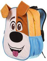 Mochila Escolar Infantil de Costas Pets 2 Max Soft Plus Dmw - Dermiwil