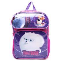Mochila Escolar Infantil G Pets Costa Dermiwil -