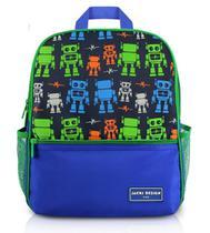 Mochila Escolar Infantil robô Sapeka Jack Design AHL17517 - Jacki design