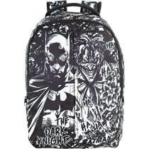 Mochila Escolar Juvenil Batman VS Coringa  - 9074 - Xeryus