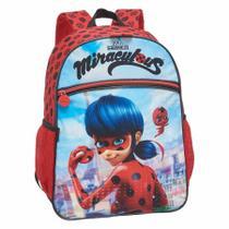 Mochila Escolar Ladybug 966E04 - Pacific - Tendtudo