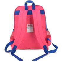 Mochila escolar lol md 2bolsos pink - GNA