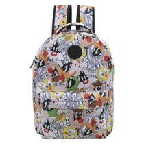 Mochila Escolar Looney Tunes Teen 03 6784 Xeryus -