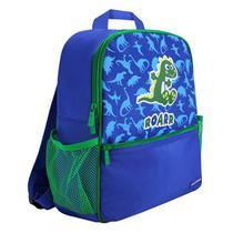 Mochila Escolar Passeio Infantil Pequeninos Azul Roarr - Jacki design