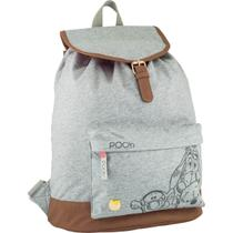 Mochila Escolar Pooh 146023 - Tilibra - Tendtudo