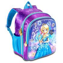 Mochila escolar princesa flora - clio style -