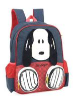 Mochila Escolar Snoopy - IS32981SN - Luxel