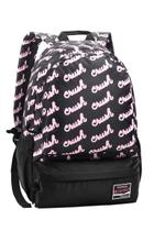 Mochila Escolar Universitária Feminino Juvenil 14031 Crush - Seanite