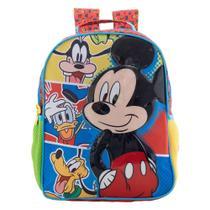 "Mochila Escolar Xeryus 14"" Mickey -"