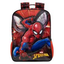 "Mochila Escolar Xeryus 16"" Spider Man -"