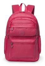 Mochila Feminina Crinkle Spector Whats Pink -