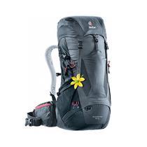Mochila Feminina Deuter Viagem Trekking Futura Pro SL 34lt Com Capa De Chuva -