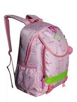 Mochila Feminina Escolar Notebook Juvenil Infantil Cores H7 Rosa - Regal