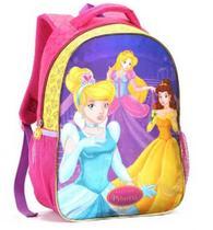 Mochila feminina infantil costas princess -mi12901 seanite -