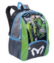 Mochila G Max Steel 18y Colorido - 064965-00 - Sestini