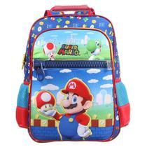 Mochila Grande DMW Super Mario -