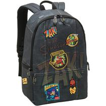 ea2dd06a7 Mochila Grande Simpsons Comic - Pacific -