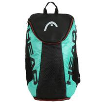 Mochila Head Tour Team Preto e Verde 2020 -