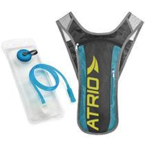 Mochila Hidratação 1,5l P/ Ciclista Motoqueiro Trilha Bolsa - Atrio