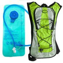 Mochila Hidratação 2 Litros Bolsa Água Impermeável Bike - 365 Sports