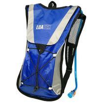 Mochila Hidratação 2 Litros Bolsa Água Impermeável Bike - Bx7