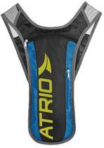 Mochila Hidratacao Impermeável C/ Bolsa D'água Bike 1,5 Litros Atrio Sprint Masculino Feminina Alça Em Tela Nova -