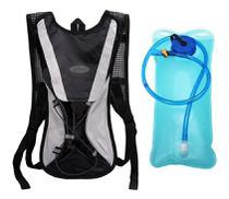 Mochila Hidratação Impermeável C/ Bolsa Dágua 2 Litros Bike - Dylan