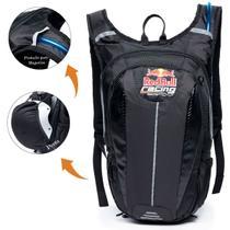 Mochila Hidratação Térmica Bolsa D' Água 2 Litros Bike - Redbull