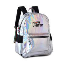 Mochila holográfica oficial now united nu3252 - CLIO