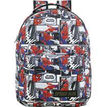 Mochila Infantil - 30x40 Cm - Nº 4 - Disney - Marvel - Spider-Man - Xeryus -