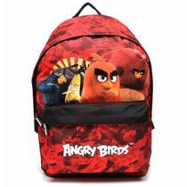 Mochila infantil angry birds abm803203 / un / santino -