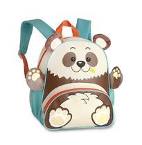 Mochila Infantil Animal Zoo Clio Pets Panda 9479 Pequeno -