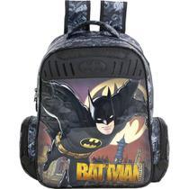 Mochila Infantil Batman De Costas Grande  7592 - Xeryus -